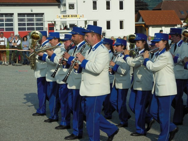 Marschwertung 2014 in Leonstein